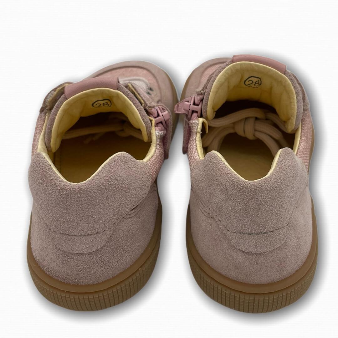 KOEL Bare Velour mit Zip rosa