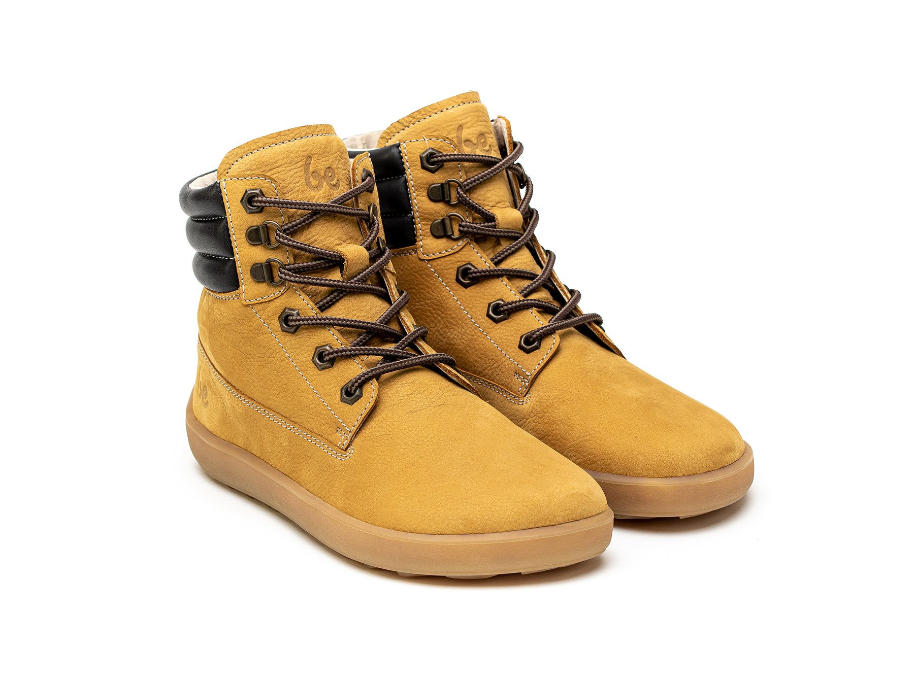 BeLenka Nevada Boots Mustard