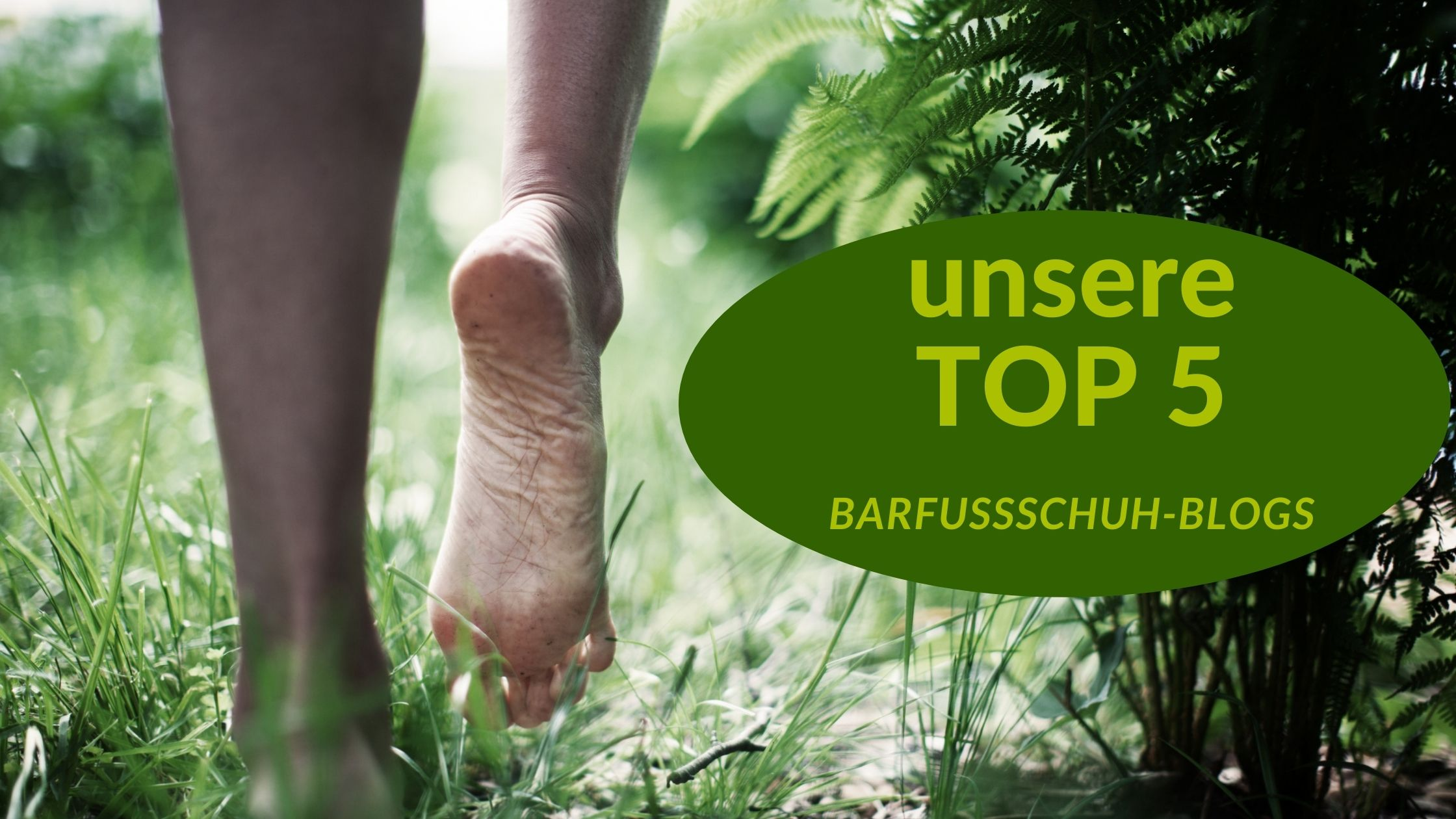 TOP 5 Barfußschuhblogs