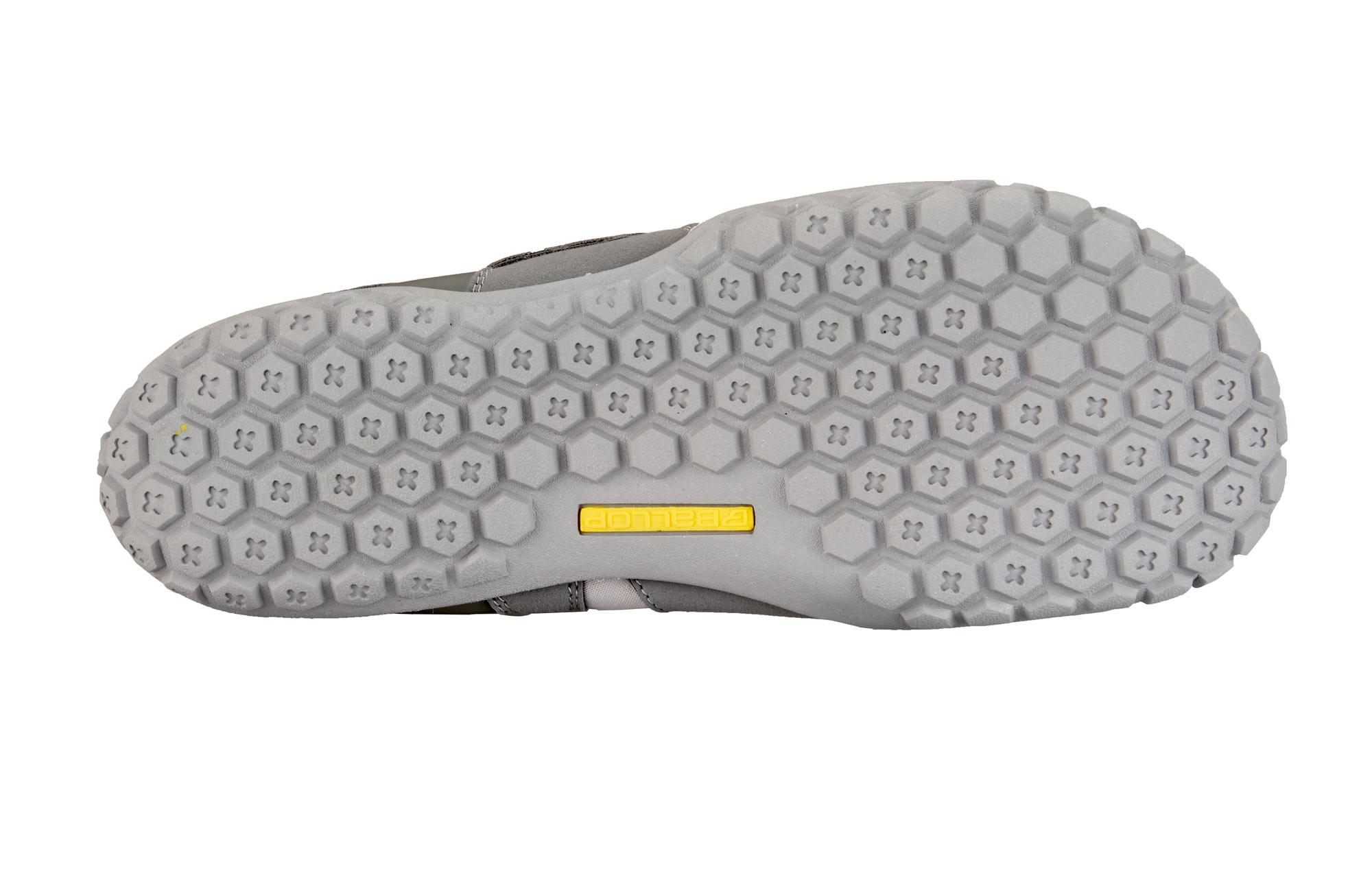 Ballop  Ultra Light Barefoot Grau