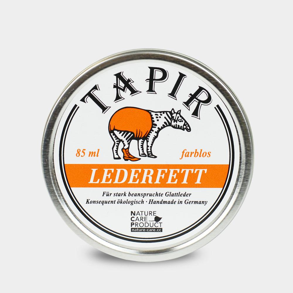 Tapir Lederfett